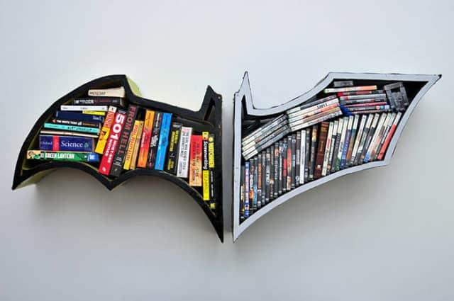 Originálne knižnice pre vašu chatu alebo dom
