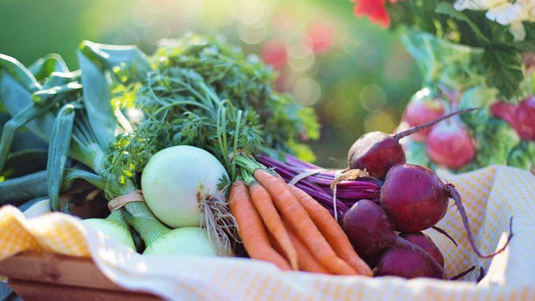 zelenina, ovocie,