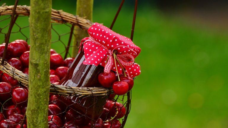 Recept na čerešňový džem