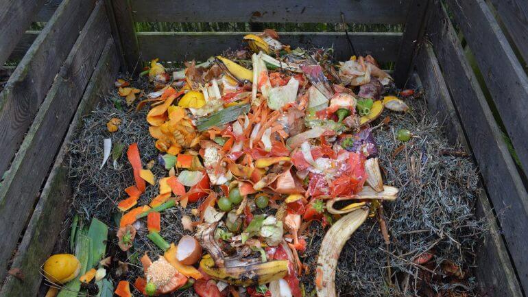 II. 50 každodenných vecí, ktoré sa hodia na váš kompost