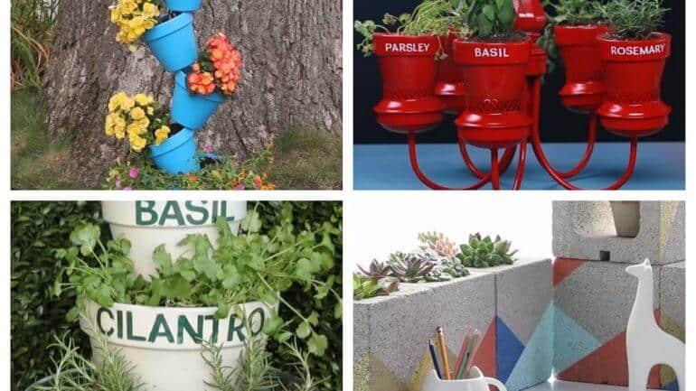 5 výborných nápadov, ako získať originálne prvky do záhrady