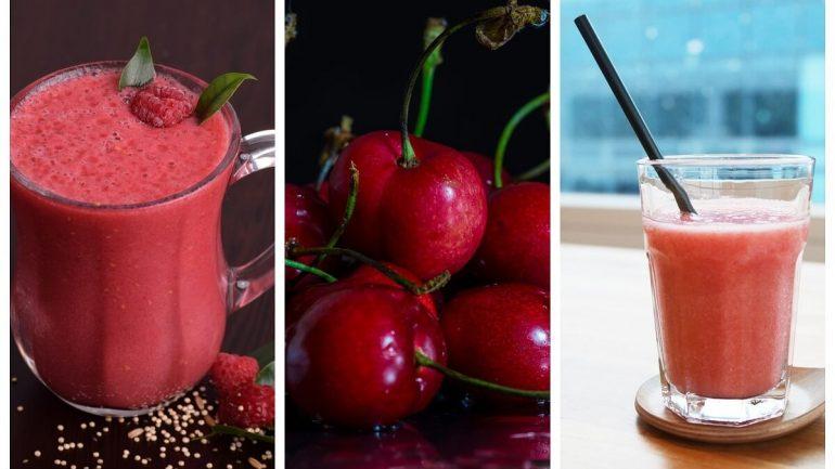 3-krát ovocné šťavy, ktoré budete zbožňovať