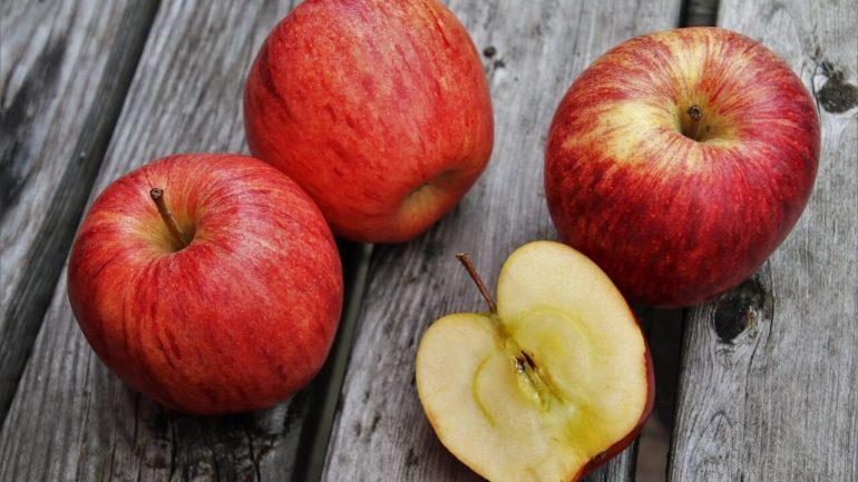 Jablková výživa