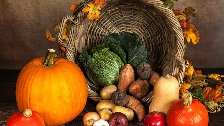 ako uskladniť zeleninu