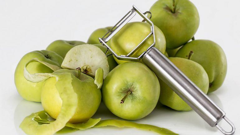 Recept na strúhané jablká