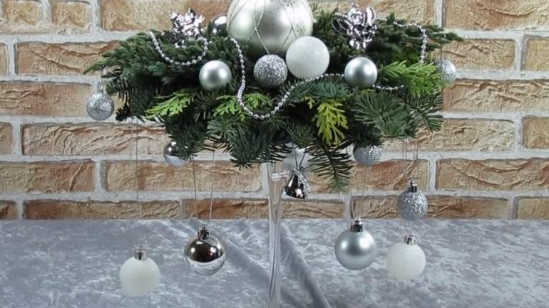 Video: Urobte si nádhernú vianočnú dekoráciu