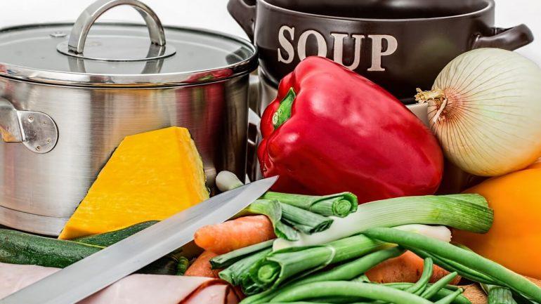 Recept: Mletá zelenina v octe alebo tuku