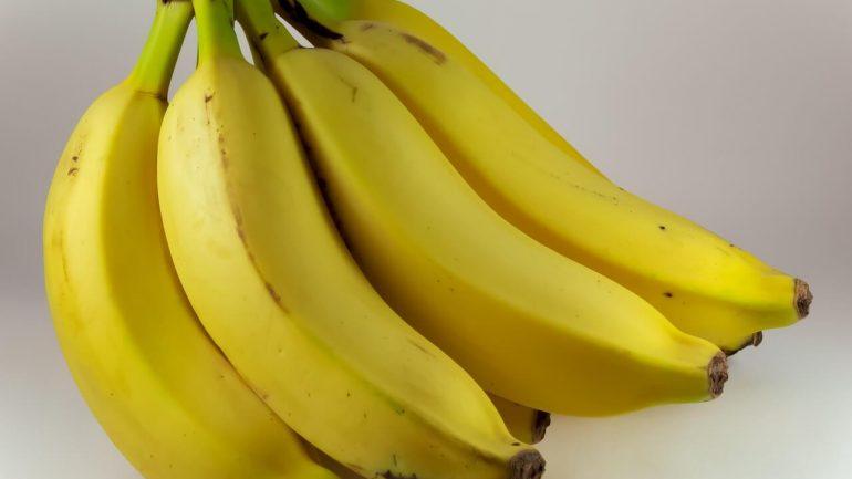 triky, banán