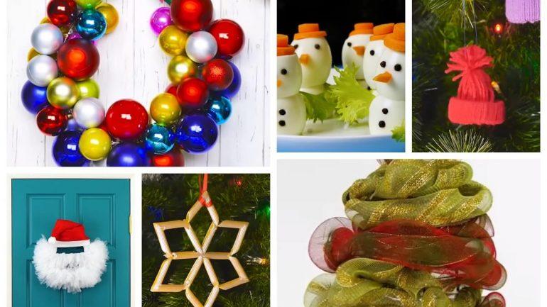 20 nápadov na vianočné dekorácie, ktoré zvládnete do 5 minút