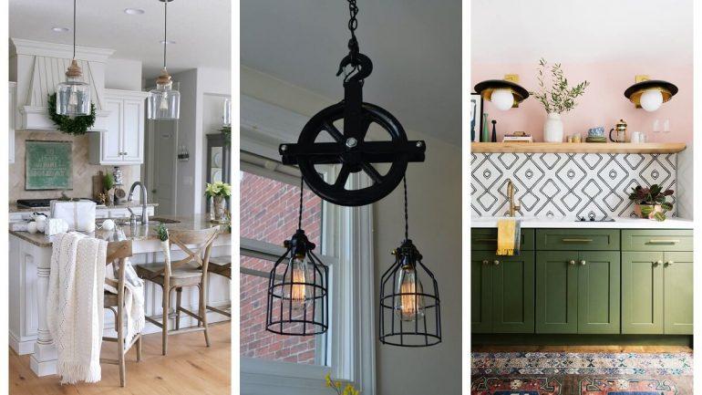 Tvorivé nápady na osvetlenie kuchyne, ktoré jej dodajú ten správny šarm