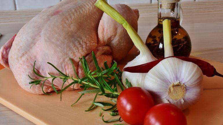 Ako sa robí sterilizované kurča