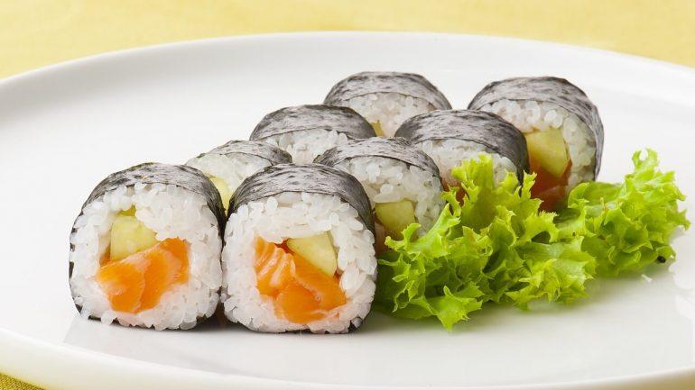 zaujímavosti o sushi