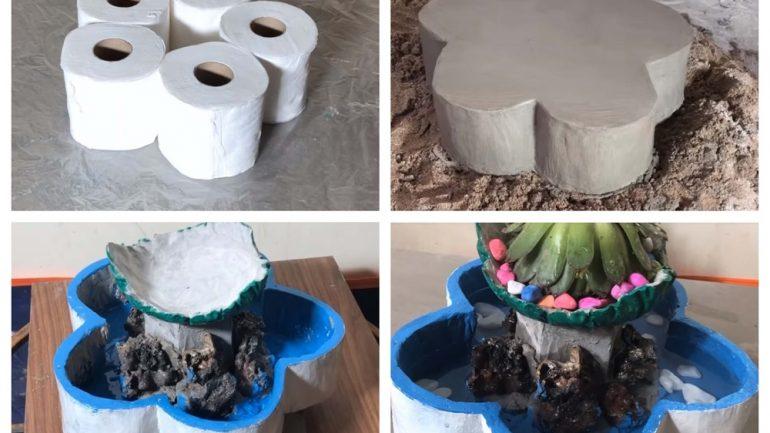 Video: Vyrobte si jazierko z toaletného papiera
