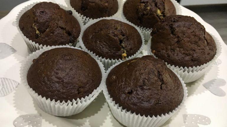 ako si urobiť muffiny