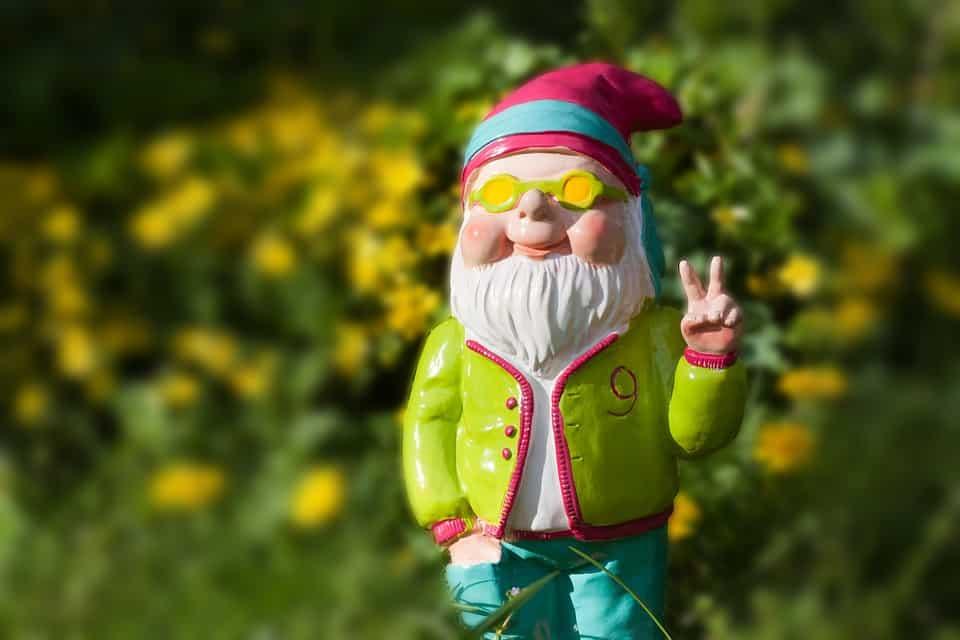 záhradný trpaslík