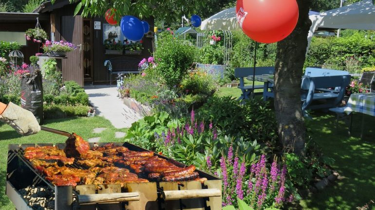 7 krokov, aby vaša záhrada a dvor boli pripravené na leto