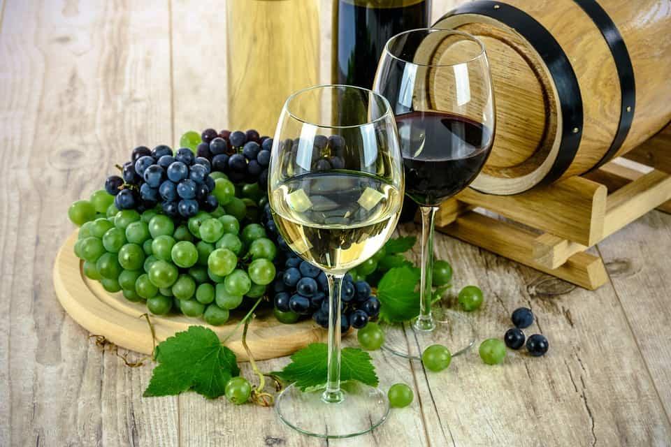 hrozno, víno