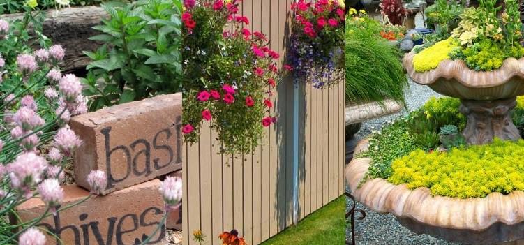 16 skvelých projektov, ktoré oživia vašu záhradu