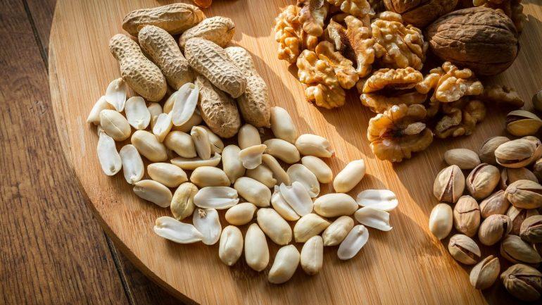 3 druhy výživných orechov pre naše zdravie a krásu
