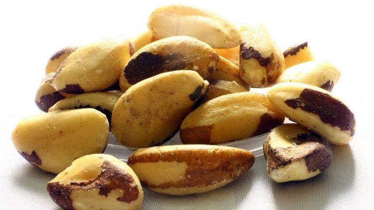 brazílske orechy