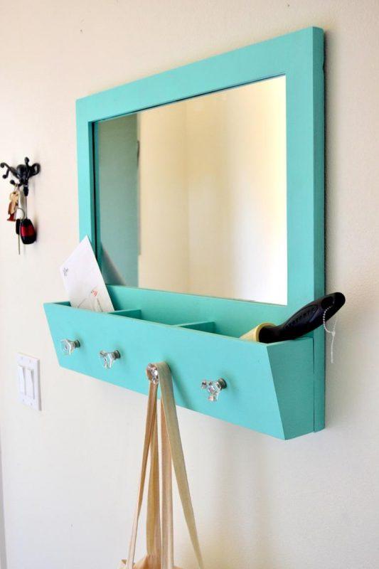 Praktické zrkadlo