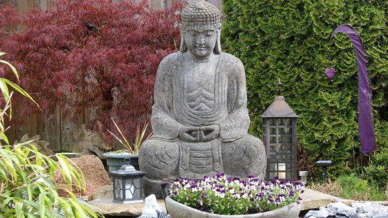 Záhrada na meditovanie – 5 krokov k jej vytvoreniu