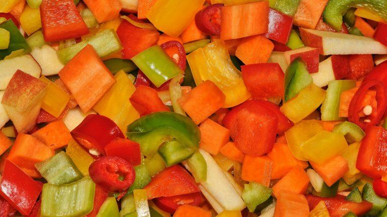 Netradičné sterilizované šaláty z vašej záhrady
