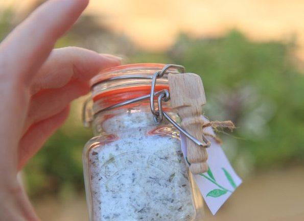 Bylinková soľ: Takto budete mať čerstvé bylinky vždy poruke
