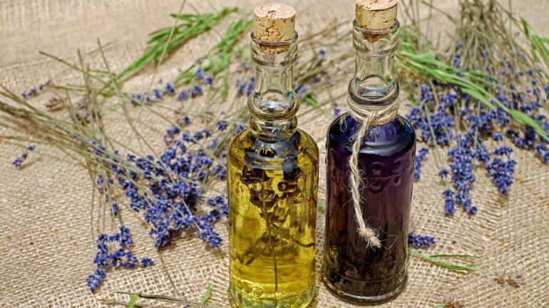 aromaterapia, liečba vôňou