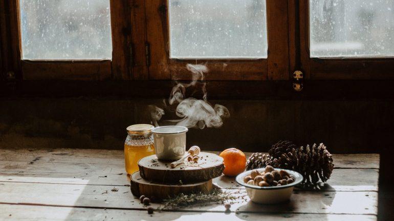 aké čaje piť v zime
