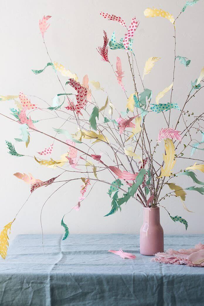 20 nápadov na veľkonočné dekorácie