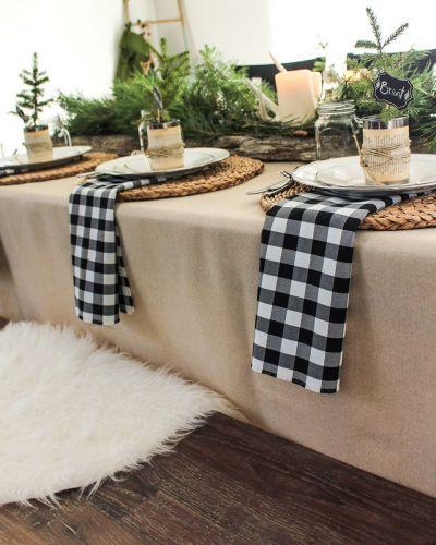 Skvelá inšpirácia na vianočný stôl