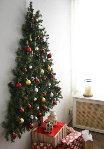 Vianočný stromček na stenu