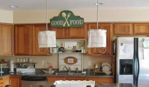 Toto tienidlo sa postará o príjemné mäkké osvetlenie kuchyne.