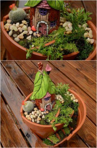 Domček s malou záhradkou