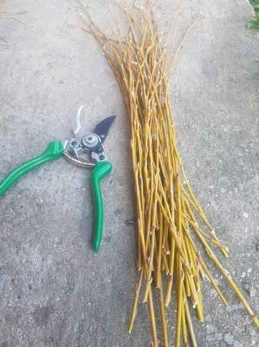 Dekorácie z vŕby