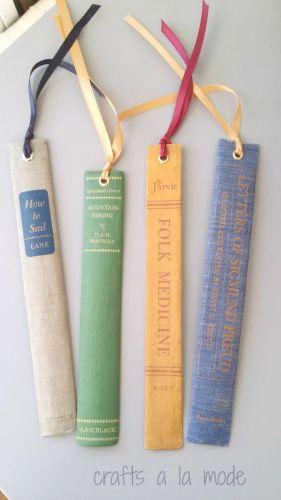 Záložky z kníh