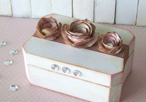Šperkovnica z bomboniery