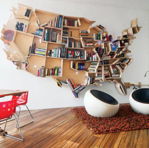 Nápady na knihovňu