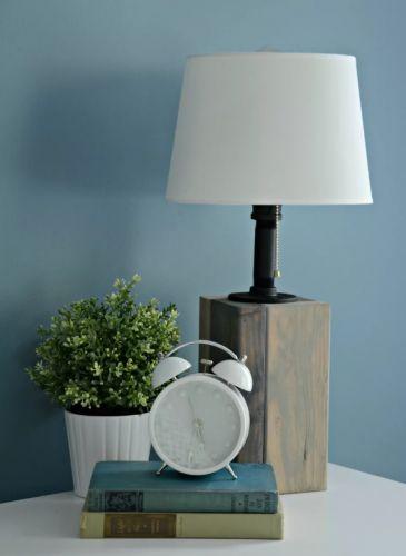 Nápad na štýlovú lampu