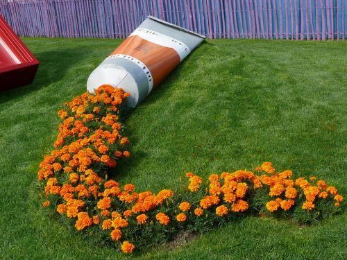 Aj záhradník môže byť maliarom