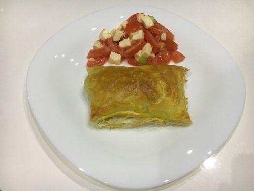 Recept na kuracie mäsko v taštičke
