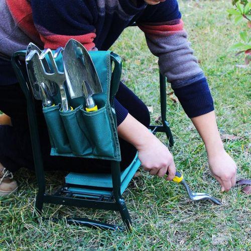 Chrániče kolien do záhrady